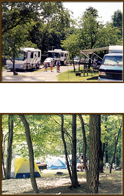 KOA Campgrounds near Canton Ohio